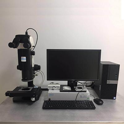 清洁度颗粒度计数分析显微镜